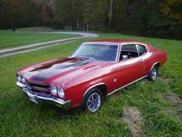 Chevelle 1970 by GGRock70