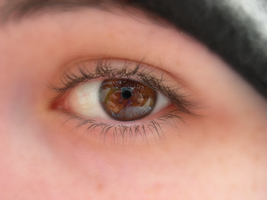 My favourite eye by Javiink