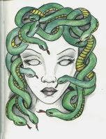 Medusa by 12KathyLees12