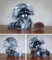 Raccoon Yenya by Irentoys