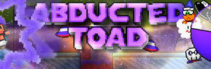 Abducted Toad Banner by Superdimentiobros