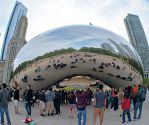 Chicago 20150522-28 Cloud Gate by yeliriley