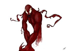 Carnage ~color by TheRisingSoul