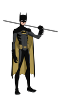 Tim Drake Battle For The Cowl by Bobkitty23