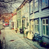 Streets of Bergen by TheSecretWhisper