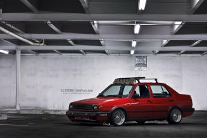 HellaFlush VW Jetta MK2 by CJ-D3S16N