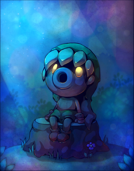 Majora's Mask by Louivi