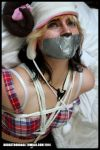 Floppy Bound and Gagged 2 by BudgetProductions
