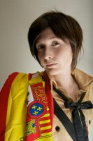 Hetalia - The Country of Spain by SuperWeaselPrincess