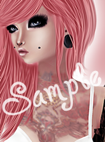 Imvu premade by BlueLov3