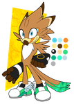 Sonic Adoptable Auction (CLOSED) by AR-ameth
