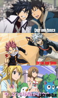 Fairy Tail x Rave Master OVA 6- Look Alikes? by SekiLuvsOreos