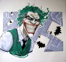 The Joker by Lapsus-de-Fed