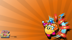 Beam Kirby - Wallpaper by DaShyster