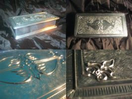 Metal embossing - practice 2 by Rubenandres77