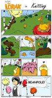 Lorax Comic: Knitting 1 of 3 by Slasher12