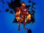 Iron Man Skips Leg Day by TheHproductions