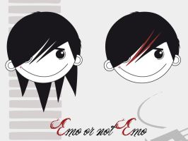 Emo or not Emo by ciscotjuh