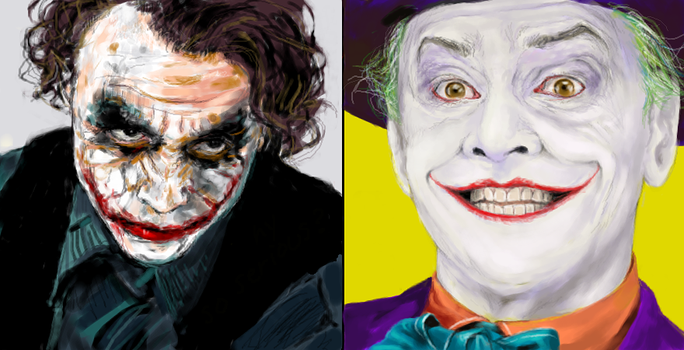 Jokers by monarchism