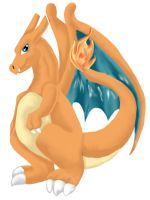 Charizard again by Animal-and-anime-lvr