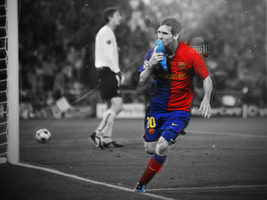 Messi by madeinjungle