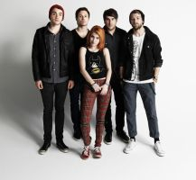 Paramore Brand New Eyes 2 by Pabloan