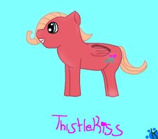 :AT: ThistleKiss by KatWolfKid