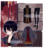 .: CLOSED Auction collab :. #8 (AB ADDED) by Enapropro-Adopts