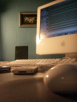 My workplace2 by Galaher