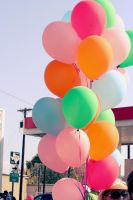 balloons by WillaWalo
