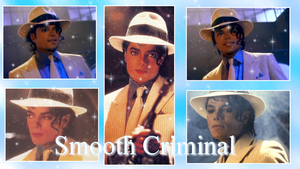 Smooth Criminal Wallpaper by NatouMJSonic