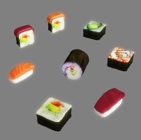 KDC's Sushi by KoDraCan