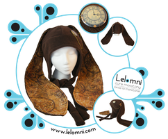 Chocolate Steampunk by Lelomni