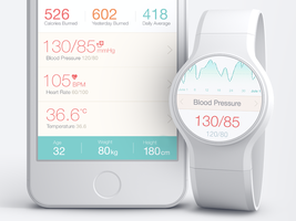 Medical App UI by Ramotion
