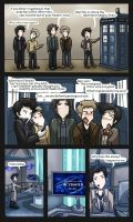Superwholock: TARDIS Troubles by Star-Jem