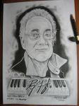 Ray Manzarek by bLazeovsKy