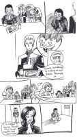 Mass Effect 2: Lunch Bullies by higheternity