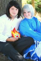 Howl's Moving Castle - He Stole My Heart by Eli-Cosplay