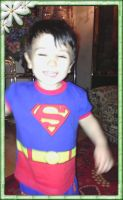 My hero Super baby by Topas2012
