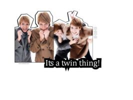 It's a twin thing by Simpley-Addicted