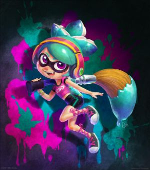 I'm a kid now, I'm a squid now! by lilibz