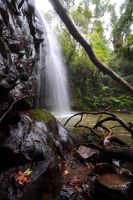 Ellinjaa Falls 2 - FNQ by BeauNestor