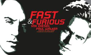 Fast and Furious by Peerapat-Sema