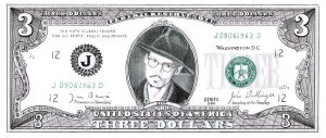 The Johnny Depp Dollar by shaman-art