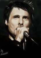 Matthew Bellamy by Nisha2313
