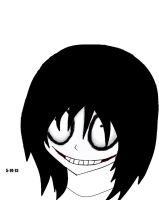 Jeff the Killer (First Attempt) by Mikufan526