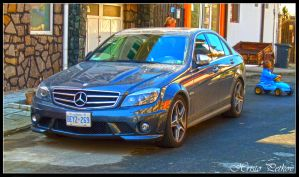 Mercedes Benz HDR by thehppBG