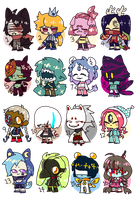 [CLOSED] TINY ADOPT SHEET by fleshcell