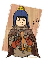 Tap Tap Tap by xNoWherex