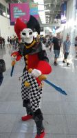 Gamescom 2012 by ivelashigaru